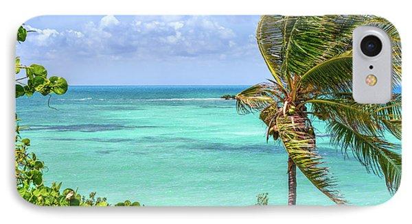 Bahia Honda State Park Atlantic View IPhone Case
