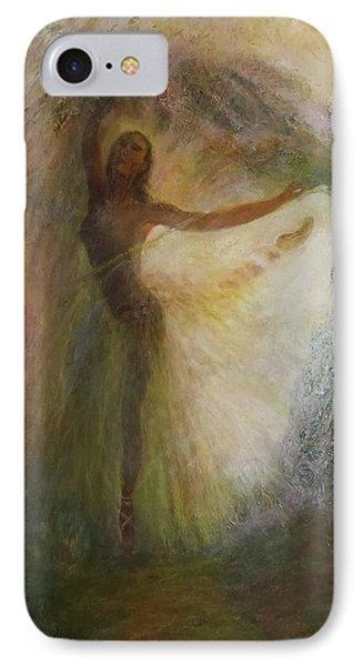 Ballet Dancer's Silhouette IPhone Case