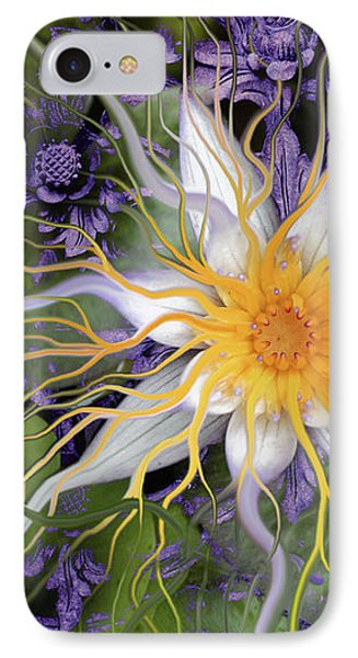 Bali Dream Flower IPhone Case