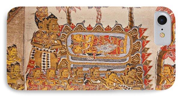 Bali_d530 IPhone Case