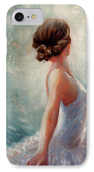 Ballerina Dazzle IPhone Case