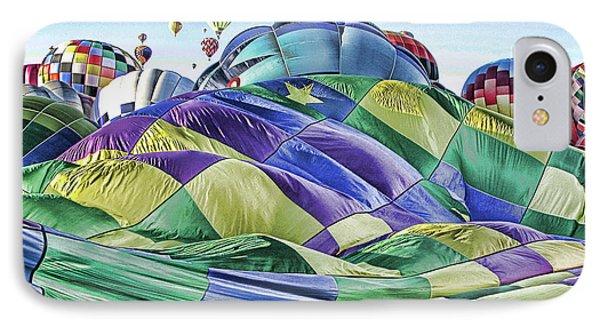 Ballooning Waves IPhone Case