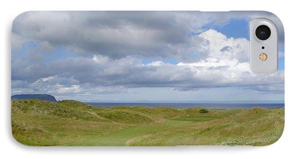 Ballyliffin Ireland Golf 1 IPhone Case