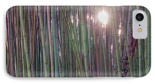 Bamboo And Ivy IPhone Case