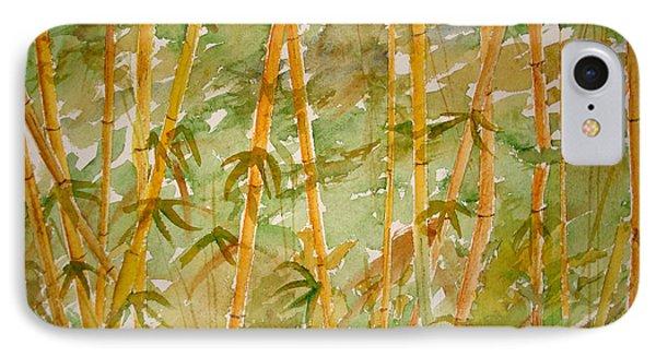 Bamboo Jungle IPhone Case