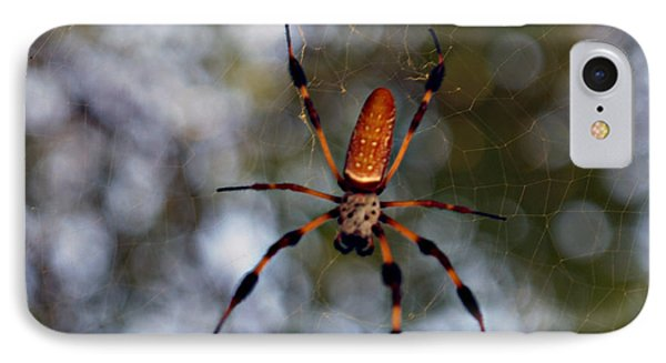 Banana Spider 2 IPhone Case