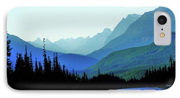 Banff Jasper Blue IPhone Case
