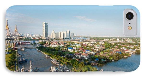 Bangkok Senic IPhone Case