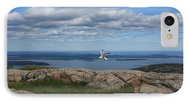 Bar Harbor View From Cadillac IPhone Case