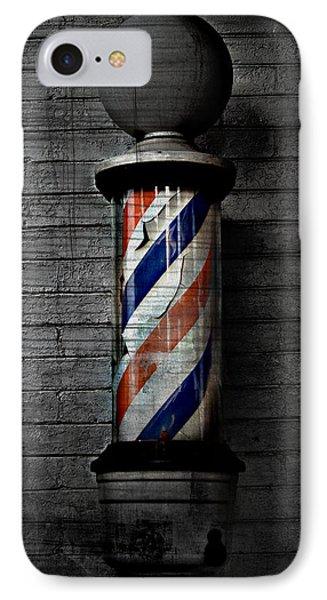 Barber Pole Blues  IPhone Case