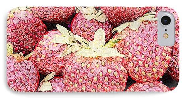 Basket Of Berries IPhone Case