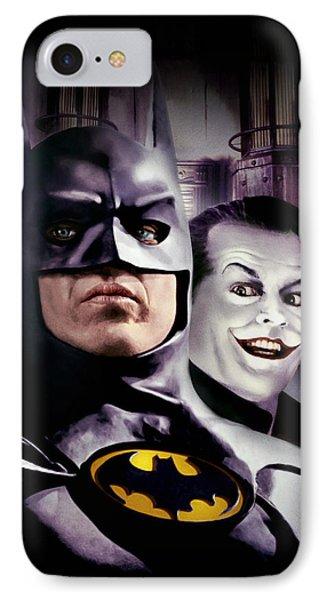 Batman 1989 IPhone Case