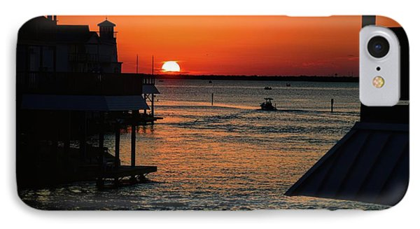 Bayou Vista Sunset IPhone Case