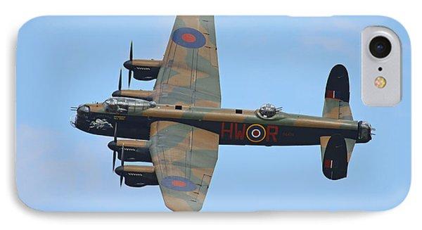 Bbmf Lancaster Bomber IPhone Case