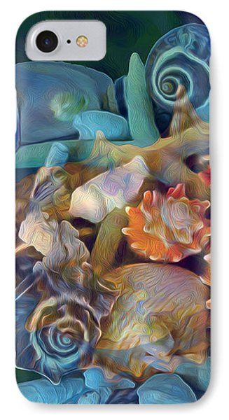 Beach Beauty 7 IPhone Case