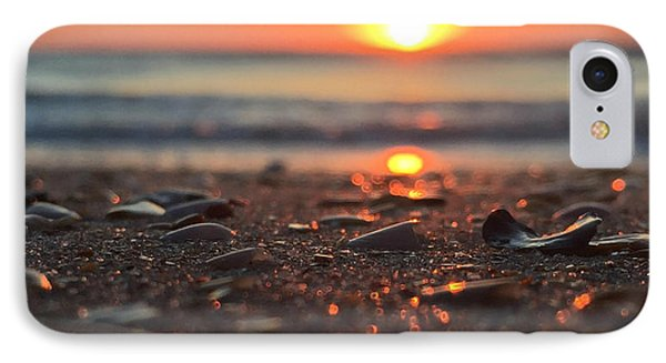 Beach Glow IPhone Case