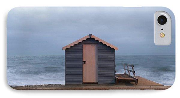 Beach Hut IPhone Case