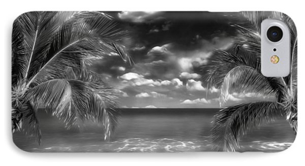 Beach Of Forgotten Colours IPhone Case