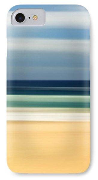 Beach iPhone 8 Case - Beach Pastels by Az Jackson