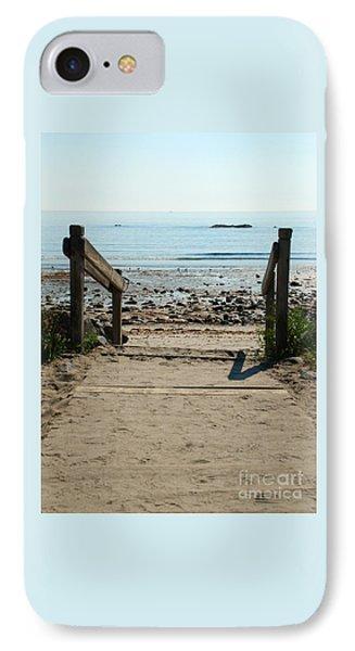 Beach Path IPhone Case
