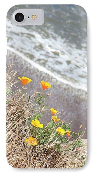 Beach Poppies IPhone Case