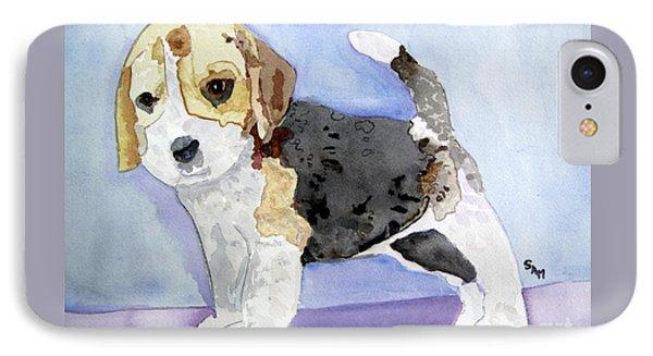 Beagle Pup IPhone Case