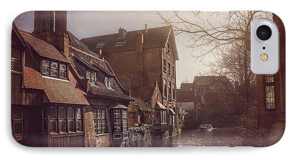 Beauteous Bruges IPhone Case