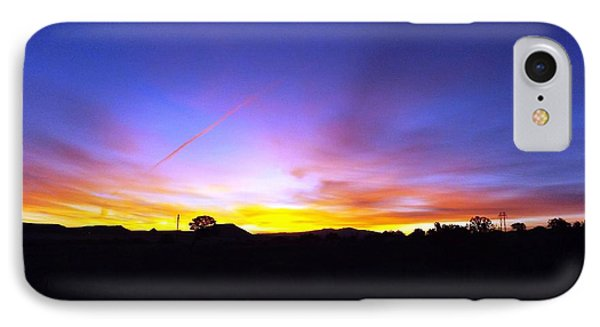 Beautifil Blue IPhone Case