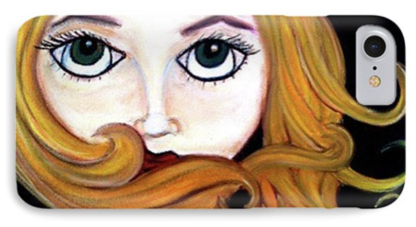 Beautiful Blonde IPhone Case