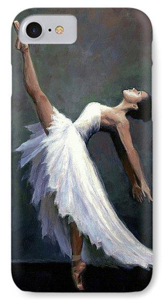 Beautiful Dancer IPhone Case