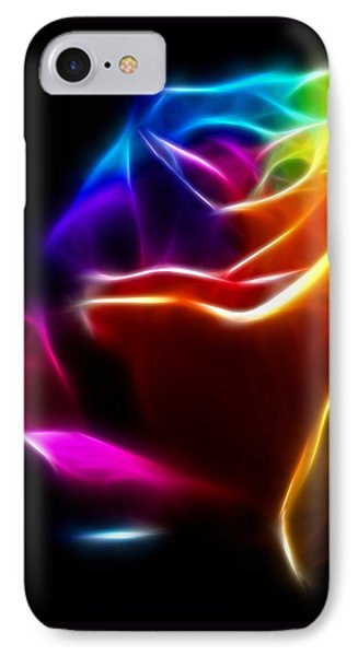 Beautiful Rose Of Colors No2 IPhone Case