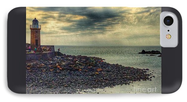 Beautiful Skies At Portpatrick 2 IPhone Case