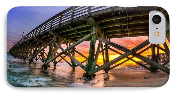 Beautiful Sunset In Myrtle Beach IPhone Case