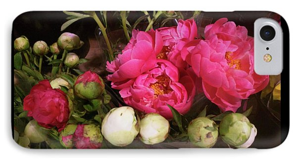 Beauty In The Whole Foods Flower Dept. IPhone Case