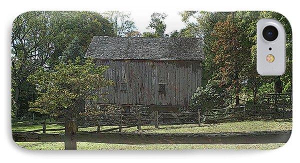 Bedford Barn IPhone Case