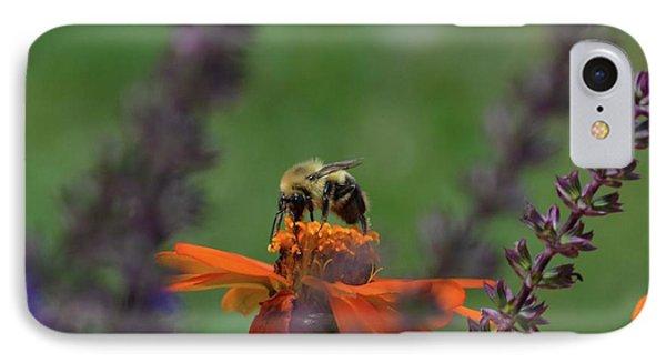 Bee Shot  IPhone Case
