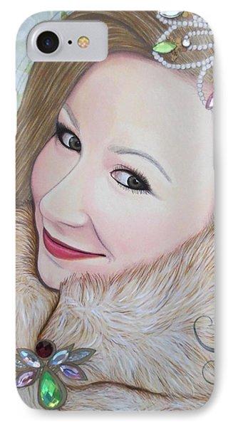 Bejeweled Beauties - Imogen IPhone Case