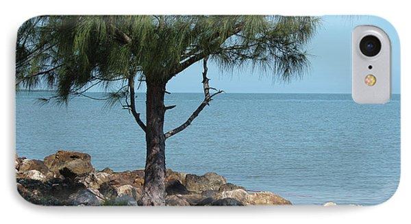 Belize Ocean Front IPhone Case