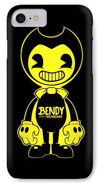 bendy iphone 8 case