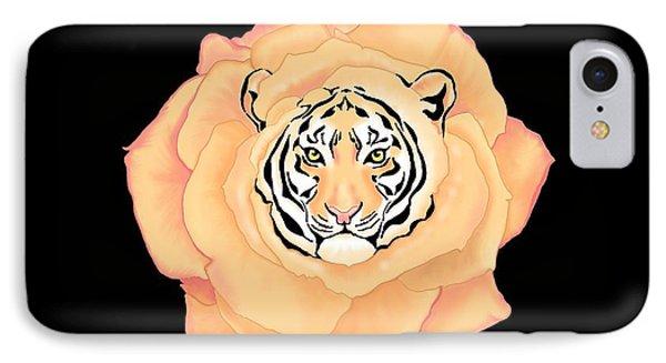 Bengal Blossom IPhone Case