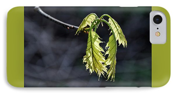 Bent On Growing - IPhone Case