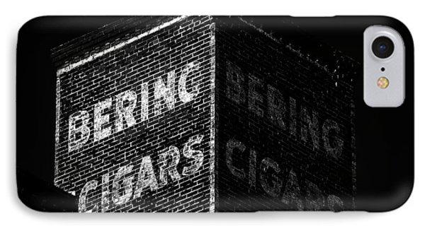 Bering Cigar Factory IPhone Case