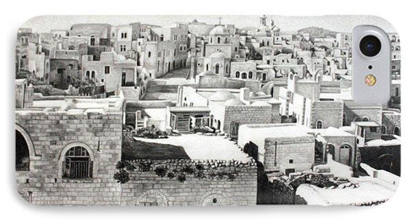 Bethlehem Old Town IPhone Case
