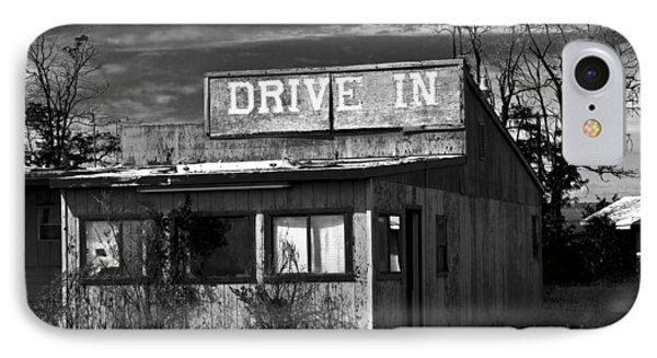 Better Days - An Old Drive-in IPhone Case