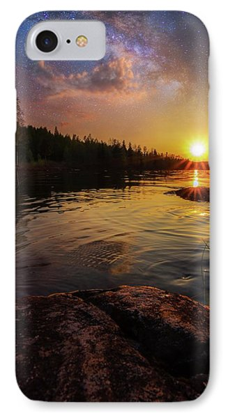 Between Heaven And Earth IPhone Case