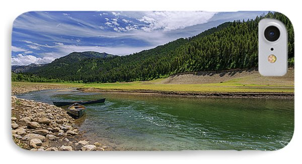 Big Elk Creek IPhone Case