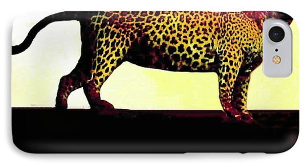 Big Game Africa - Leopard IPhone Case