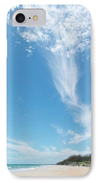 Big Sky Beach IPhone Case