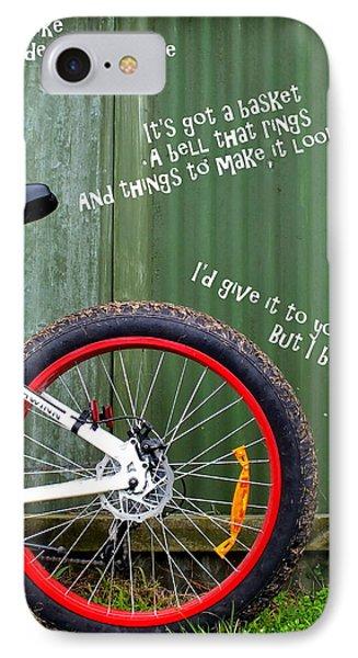Bike IPhone Case