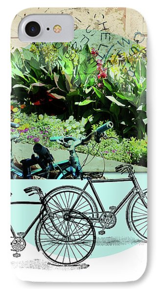 Bike Poster IPhone Case